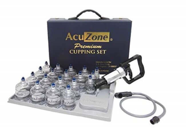 Premium Quality Cupping Set w 19 Cups BEST CUPPING SET IN KOREA